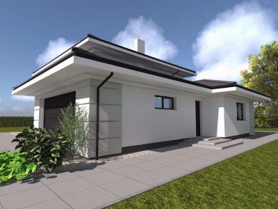Dom jednorodzinny w Koszalinie