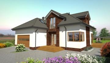 Dom jednorodzinny w Sianowie