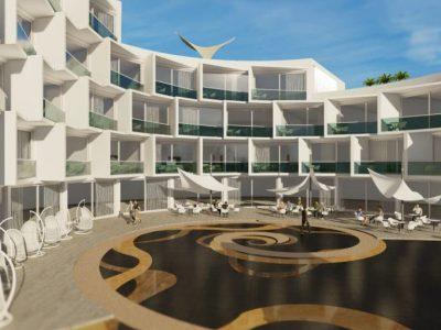Ustronie Morskie hotel